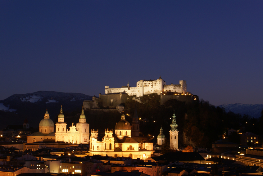 Car Hire Salzburg City Centre