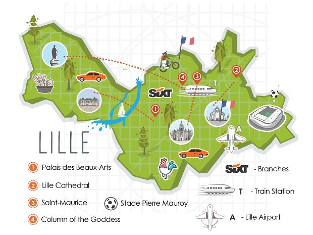 Lille Euros 2016 Travel Guide