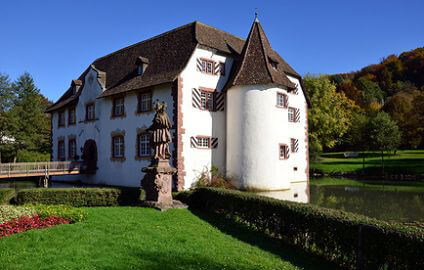 Watercastle Inzlingen - Lörrach
