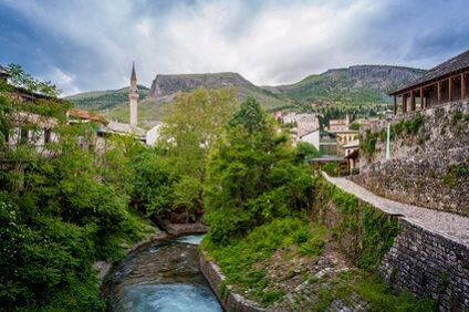 Sixt car hire Bosnia and Herzegovina will give you the keys to adventure