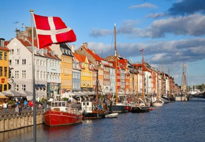 Rent a car in Denmark and set yourself free for adventure