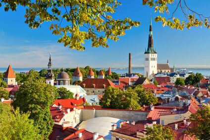 Hire a car in Estonia to experience the best of this country