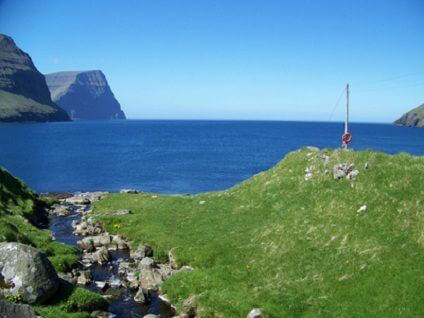 Sixt car hire Faroe Islands