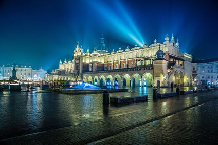 Explore the best of Eastern European with Sixt car hire Poland